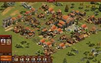 Vár a Forge of Empires, a birodalomépítő játék.